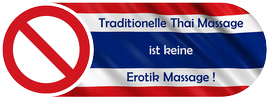 Traditionelle Thai Massage ist keine Erotik Massage!